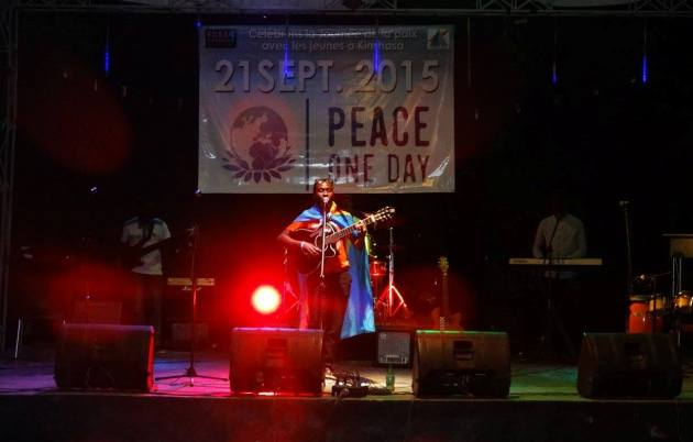 Peace One Day, 21 sept 2015