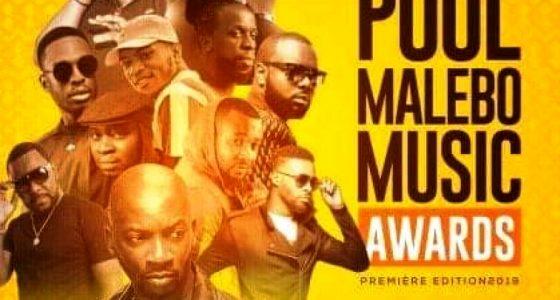 Le projet Pool Malebo Music Awards (POMAMA)
