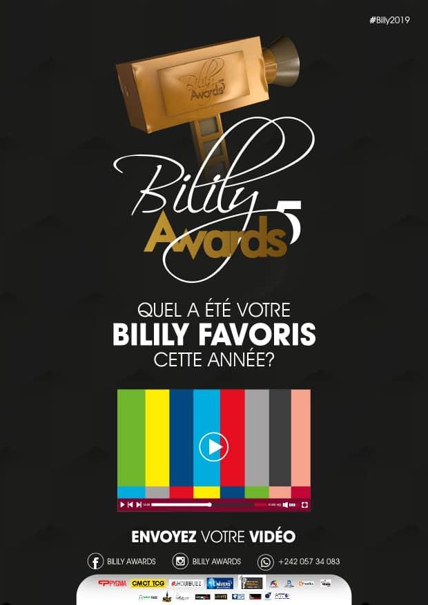 Bilily Awards 2019 : Appel lancé à tous les passionnés de l'image de soumettre leurs œuvres en guise de participation à cet événement.