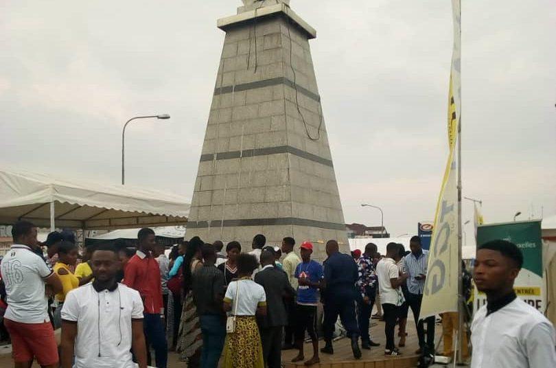 La clôture de la 4ème édition de la grande rentrée littéraire de Kinshasa.
